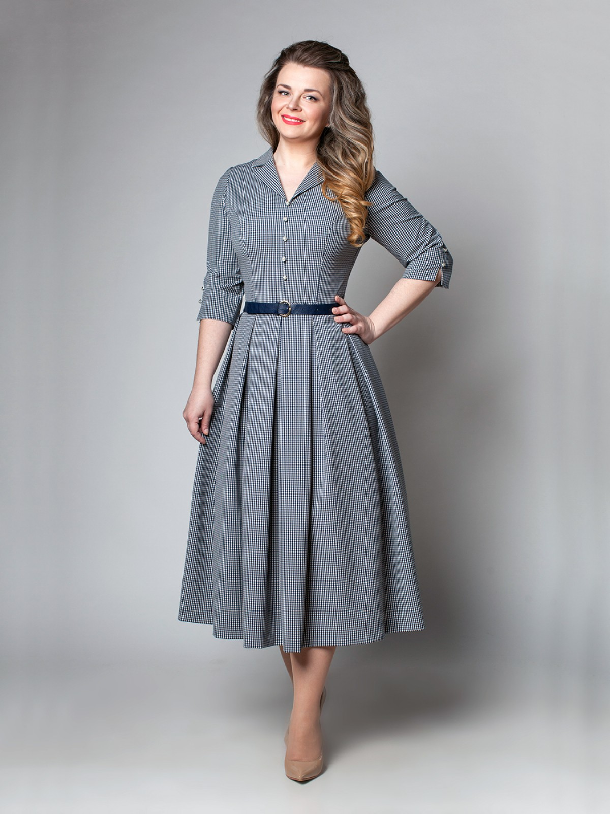 1924(3) Платье